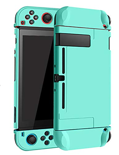 Estuche acoplable para Nintendo Switch Funda protectora de transporte dura Funda para Nintendo Switch Console Joy Con Controller Tiffany