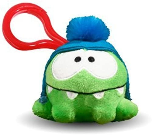 Cut The Rope 3  Talking Plush with Clip, Hat by Cut The Rope