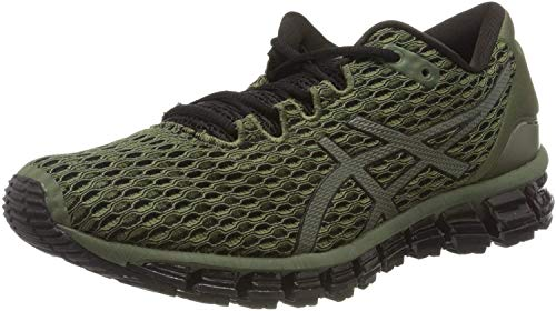 Asics Gel-Quantum 360 Shift MX T839n-819, Zapatillas de Entrenamiento Hombre, Verde (Green T839n/8190), 48 EU