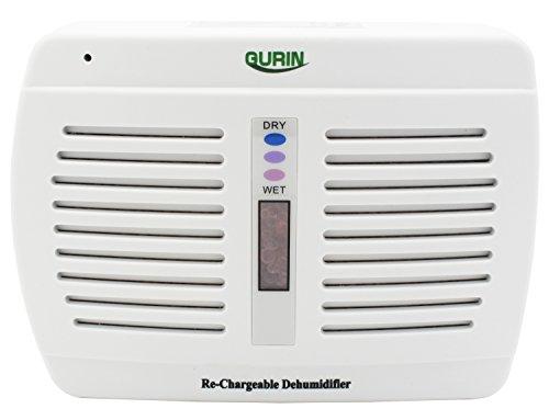 Gurin DHMD-110 Renewable Wireless Dehumidifier,...