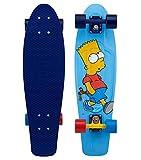 lordofbrands Penny monopatin Skate Skateboard Cruiser 27'' Simpsons Bart