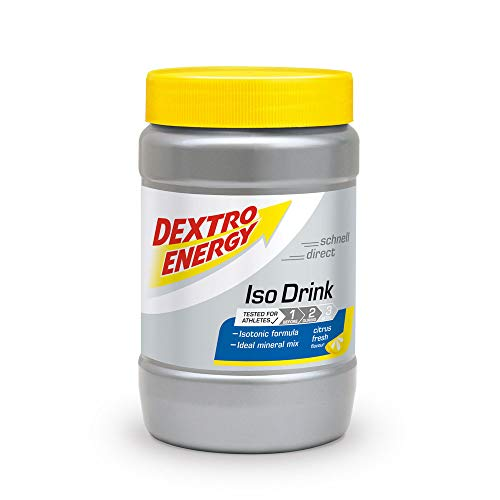 Dextro Energy GmbH & Co.Kg -  Iso Drink Pulver von