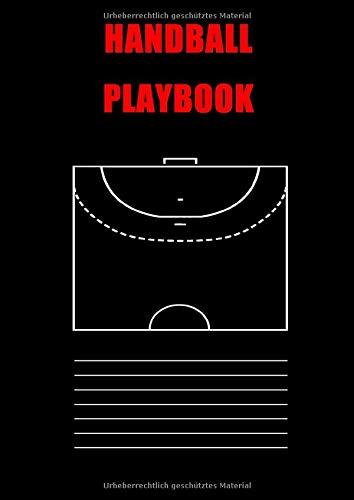 Handball Playbook: Din A4 100 Pages
