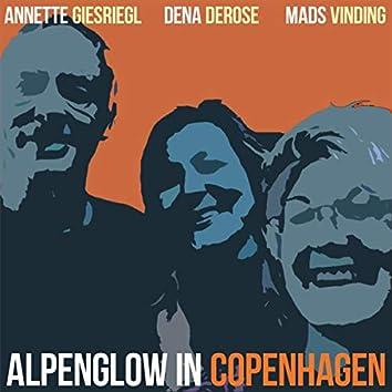 Alpenglow in Copenhagen