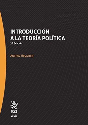 Introducción a la Teoría Política (Serie Ciencia Política)