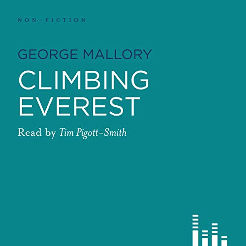 Climbing Everest cover art