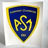 France Blasons Clermont Auvergne Rugby ASM Sticker, Autocollant, Plusieurs Tailles (20)