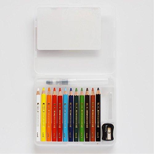 三菱鉛筆『ぬり絵用コンパクトセットユニウォーターカラー』