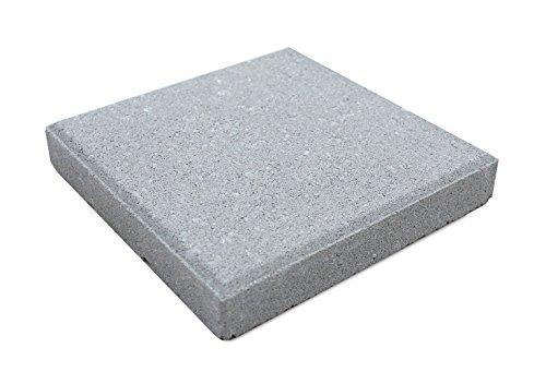 久保田セメント工業 舗装材 カラー平板 35mm ナチュラル 4枚入り 3418003(4P)
