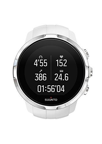 Suunto - Spartan Sport - SS022651000 - Reloj GPS para Atletas Multideporte - Pantalla táctil de Color - Blanco - Talla única