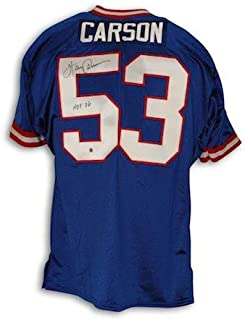 harry carson throwback jersey