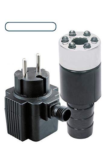 Seliger Quellsteinbeleuchtung Quellstar 600 LED, Weiß, 77 x Ø 30 mm, 3/4