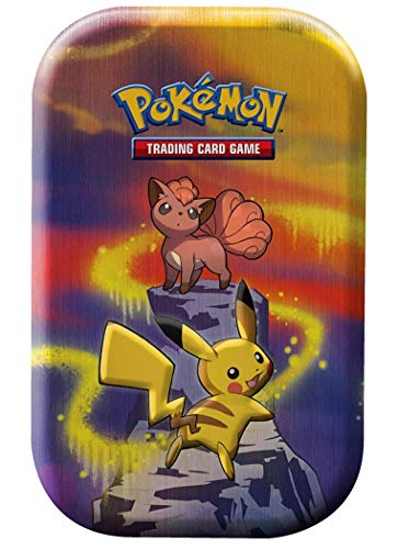 Pokémon Mini Tin Box (2 boosters de cartes inclus)