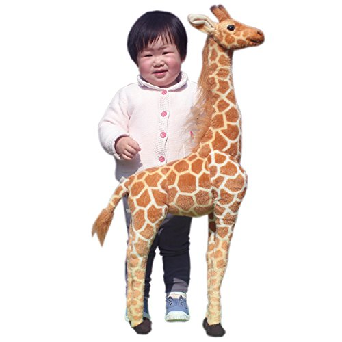 JESONN Stuffed Animals Toys Giraffe Plush (31.5 Inches)