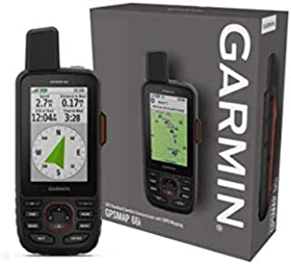 Garmin InReach GPSMAP 66i GPS-handheld en satellietcommunicator