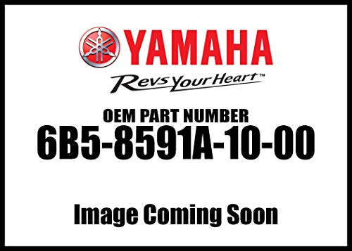 New Yamaha 6B5-8591A-10-00 Engine Control Unit; Outboard Waverunner Sterndrive Marine Boat Parts