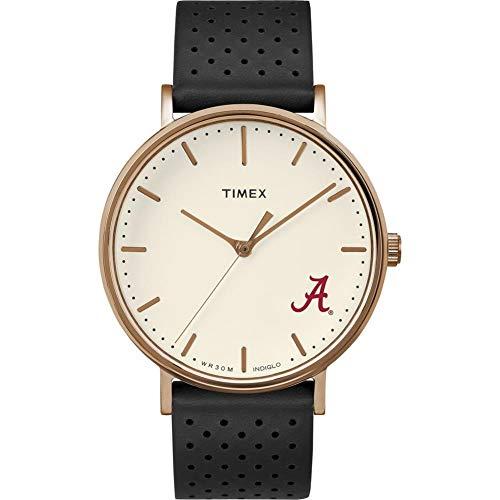 Timex Ladies Alabama Crimson Tide Bama Watch Rose Gold Grace Watch