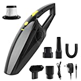 Best Dust Busters - Rechargeable Handheld Pet Hair Vacuum Cleaners, Portable Cordless Review