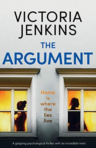 The Argument A gripping psychological thriller with an incredible twist product image