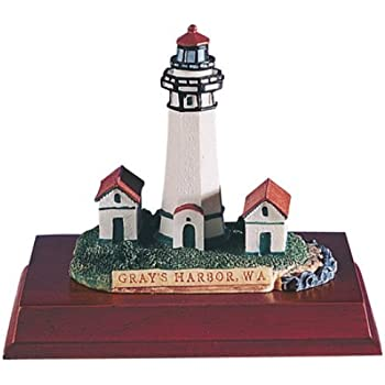 StealStreet SS-G-28015 Snow Globe Cape Hatteras Lighthouse Desk Figurine Decoration Decor