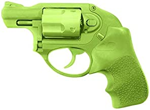 Cold Steel (92RGRL) Ruger LCR Rubber Training Revolver, Green