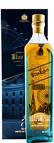 Johnnie Walker Blue Label Vienna Edition Blended Scotch Whisky (1 x 0.7 l)