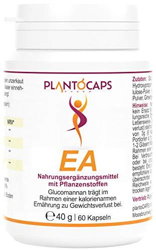 plantoCAPS EA Kapseln für figurbewusste Frauen und Männer (Verpackung kann variieren)