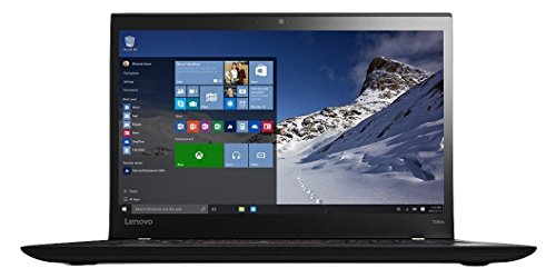 Lenovo Thinkpad T460s Business Ultrabook - (14' FHD Display, Intel Core i5-6300U 2.4GHz, 8GB DDR4 RAM, 512GB SSD, Webcam, Fingerprint Reader, Windows 10 Pro) (Renewed)