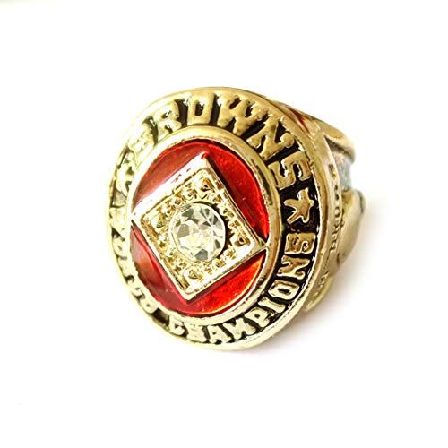 Championship Ring 1964 Cleveland Browns Championship Ring For Fans Replica Colección de Regalos,Without Box,11
