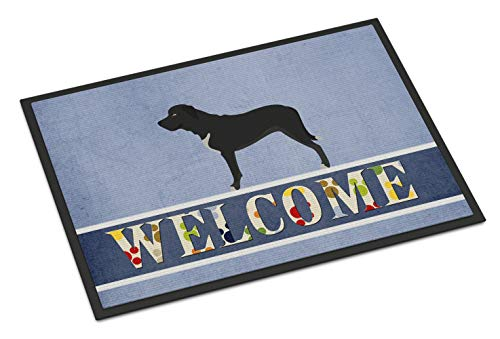 TeRIydF Broholmer Danish Mastiff Doormat 18' X 27' Multicolor 18x30(in)