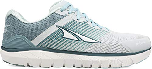 ALTRA Women's AL0A4QTQ Provision 4 Road Running Shoe, Ice Flow Blue - 7.5 M US