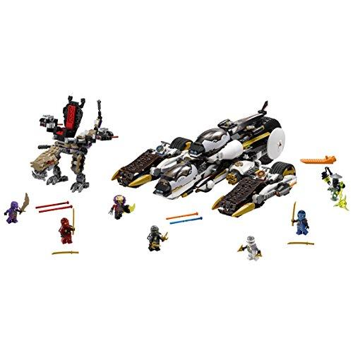 『レゴ ニンジャゴー トランスメカ バトルライド 70595』の4枚目の画像