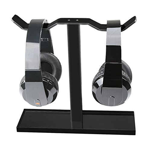 AmoVee Acrylic Headphone Stand (Universal Headphone Stand)