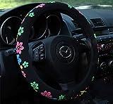 Mayco Bell Coprivolante per auto da donna, raffinato e dotato di graziosi ricami