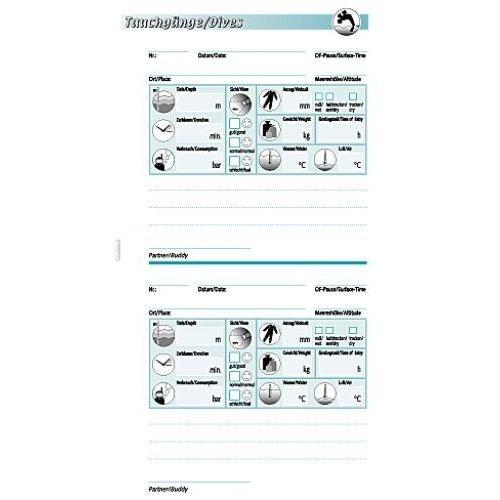 sub-book Logbuch Einlagen Duo mit SSI Lochung