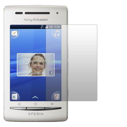 Slabo 2 x Protector de Pantalla Sony Ericsson Xperia X8 lámina Protectora...