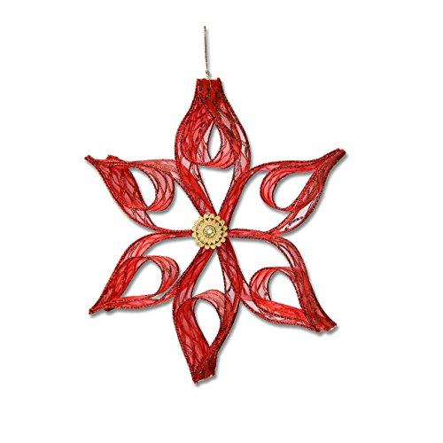 Hotex Kreativpackung Sternentraum Stern Bangkok rot 30867