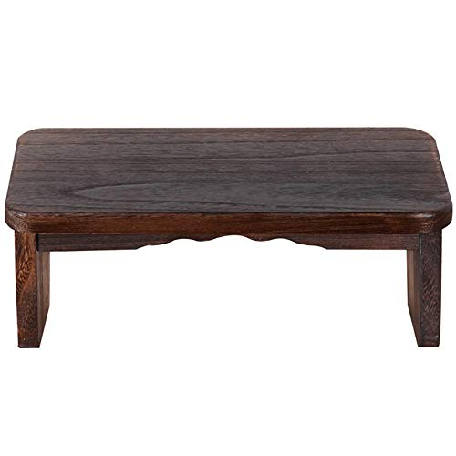 VANLAMP Meditation Bench Folding, Meditation Stool Yoga Stool Solid Wood Kneeling...
