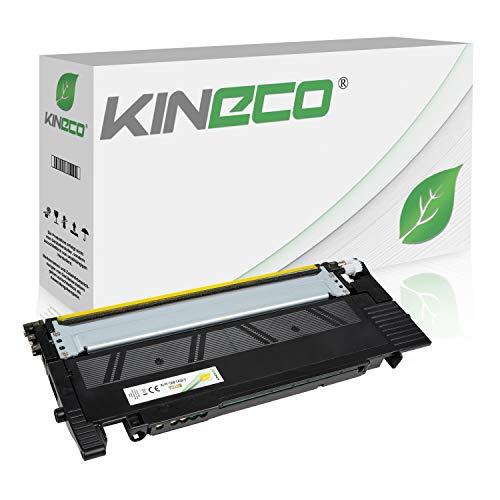 Toner von Kineco ersetzt CLT-P404C CLT-Y404S Gelb für Samsung Xpress SL C480FW C480W
