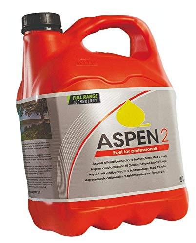 Aspen 2-Takt Alkylatbenzin im 5 L Gebinde