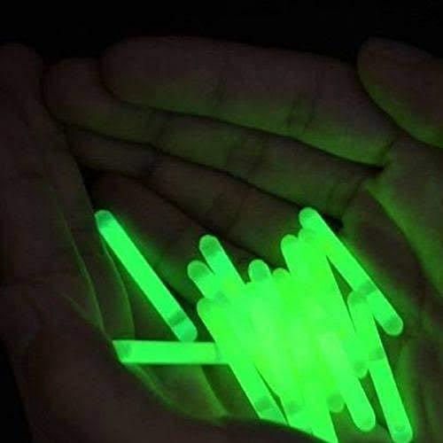 Luz Química Bastão Luminoso Albatroz 50 Mm c/2 Cx C/ 50 Un