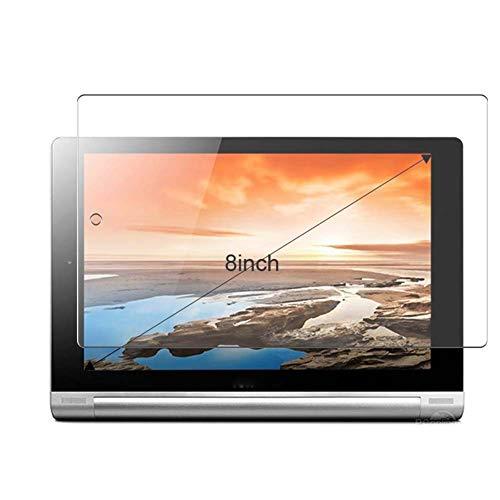 Vaxson 4 Unidades Protector de Pantalla, compatible con Lenovo Yoga Tablet B6000 B6000-F B6000-H 8' [No Vidrio Templado] TPU Película Protectora