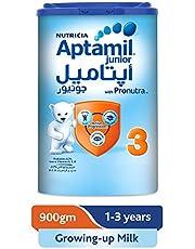 Aptamil Junior 3 Growing Up Milk, 900g