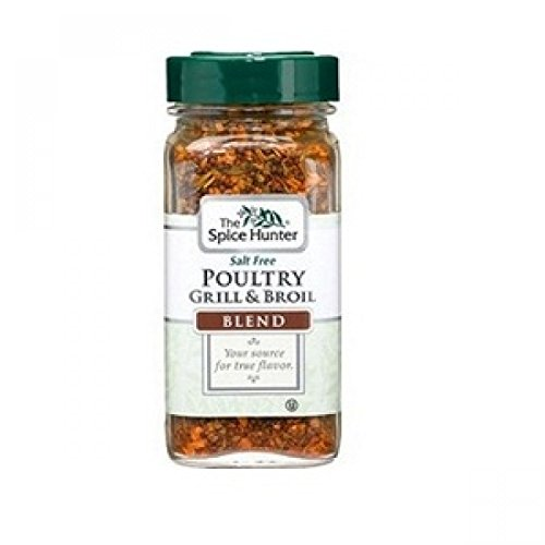 Spice Hunter Grill & Broil Poultry, 2.20 oz