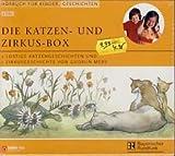 Die Katzen- und Zirkus-Box.
