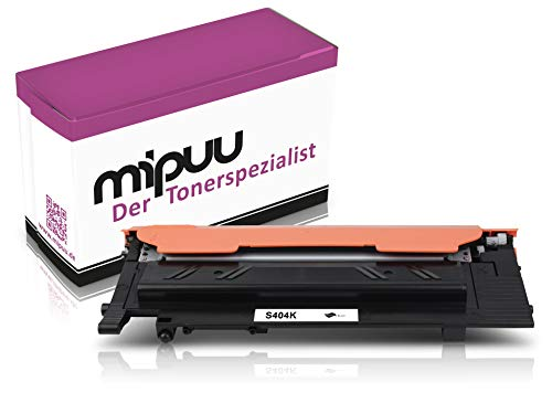 Mipuu toner compatibel met Samsung CLT-M404S (magenta, SU234A) printercartridge voor Samsung Xpress C480fw C480w C430 C430w C480 C480fn C482w Laserprinter