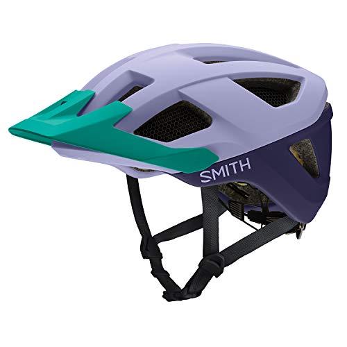 SMITH Unisex– Erwachsene Session MIPS Fahrradhelm, Matte IRIS Indigo JA, Mittel