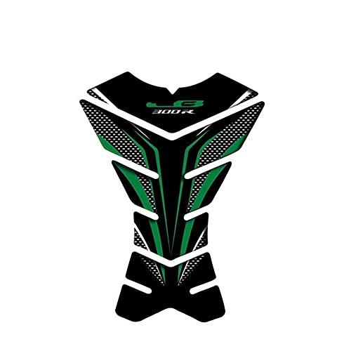 Protector DE Tanque Moto Para HONDA CB300R Cb300r motocicleta 3D calcomanías llenado de combustible tapa de tanque almohadilla decorativa calcomanía decorativa para tanque de combustible Calcomanías d