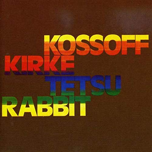 Rabbit: Kossoff,Kirke,Tetsu,Rabbit (Audio CD)