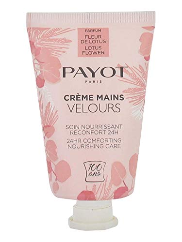 PAYOT PARIS Fresh Lotus Handcreme 50 ML Unisex Adult, Schwarz, Standard